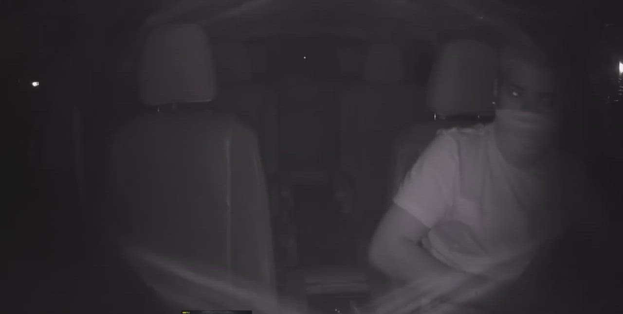 Police are looking for suspects linked to a series of cross-county car burglaries.