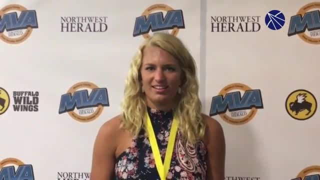 Female Athlete of the Year: Annika Sevcik