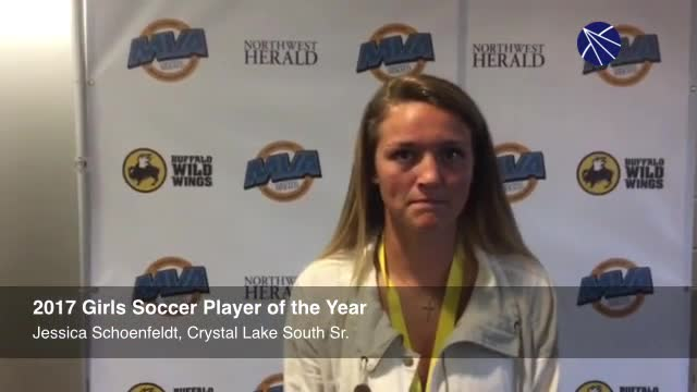 Girls Soccer Player of the Year: Jessica Schoenfeldt