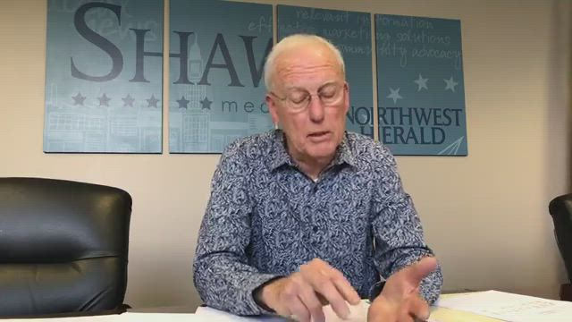 Bob Anderson on the McHenry Township consolidation question