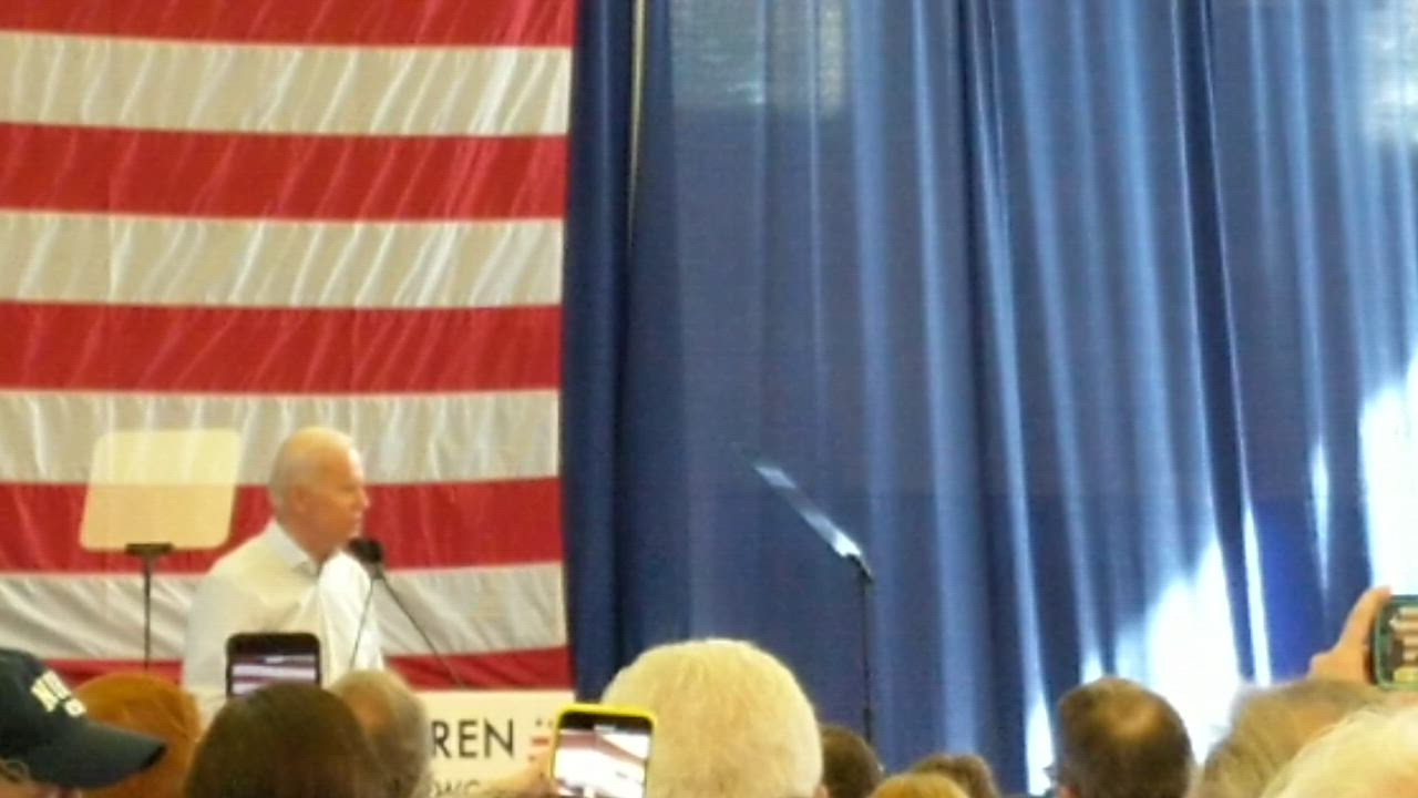 Less than a week before the midterm election, former vice-president Joe Biden fired up the faithful during a rally Oct. 31 at the Kane County Fairgrounds for Democrat Lauren Underwood, who is running for Congress in the 14th District against Republican Randy Hultgren, R-Plano.