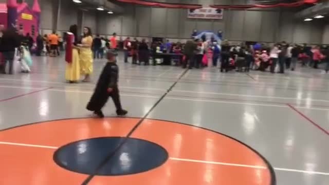Did you visit the Monster Mash Bash at Oswego High School on Saturday?