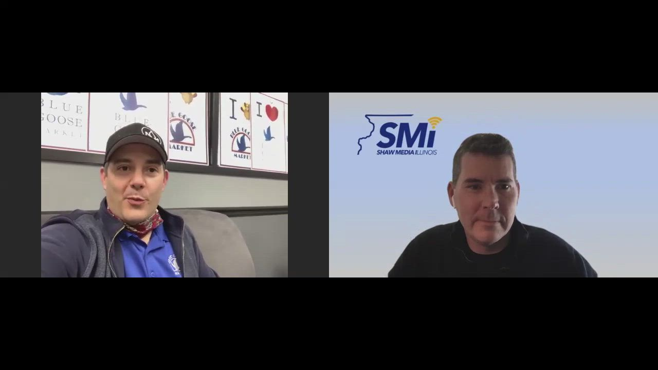 Paul Lencioni of Blue Goose Market and SMI's Tom Shaw talk about the COVID-19 pandemic, how it has affected the local business community and more.