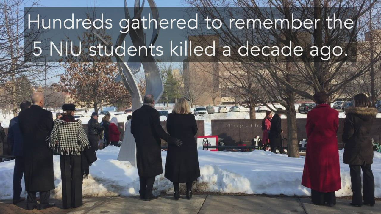 A lone gunman killed the students 10 year ago; he opened fire in a lecture hall