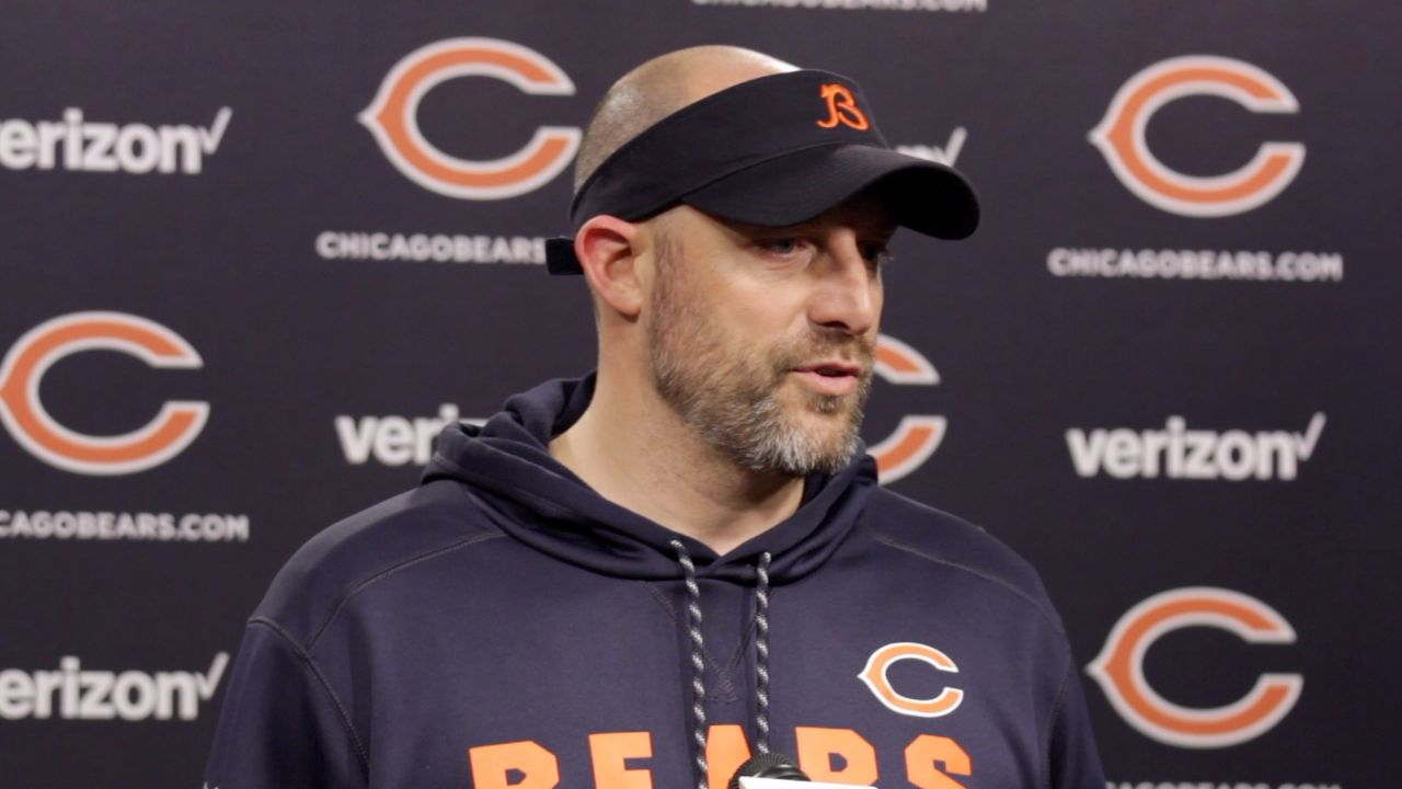 After two days of voluntary mini camp, Chicago Bears head coach Matt Nagy is optimistic about the team in 2018. Nagy spoke on the progress of Trubisky, along with utilizing Tarik Cohen and having Kevin White healthy. PFW Bears beat writer Bob LeGere has the report from Halas Hall.