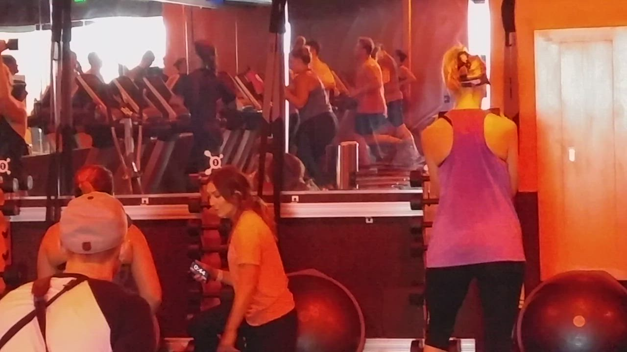 On any given day, you can find Orangetheory Fitness head coach KellySue Forrest pushing her clients to realize their goals. She has followed that advice in her own life as well. Several years ago, Forrest lost vision in both eyes and was diagnosed with organ failure, in need of both a new kidney and pancreas, which she received in 2014.