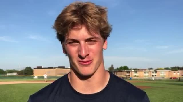 Priester talks about the Trojans' 8-7 loss to Grant in the ‪Class 4A Cary-Grove Regional.