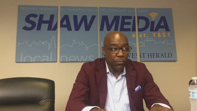 Attorney General candidate Kwame Raoul talks about the issues in this race