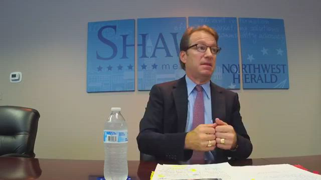 Peter Roskam talks about the issues facing the 6th district in the 2018 election