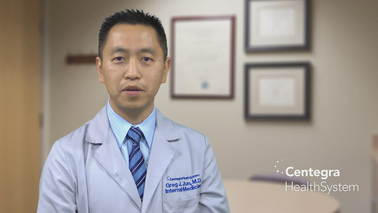Asthma symptoms, which include coughing, wheezing, and chest tightness, are common in an asthma attack. Sometimes asthma is called bronchial asthma or reactive airway disease. Asthma can be controlled with proper treatment. Dr. Greg Jun, MD explains how asthma occurs and ways to treat the disease.  For more information on Centegra Health System, please visit https://centegra.org/.