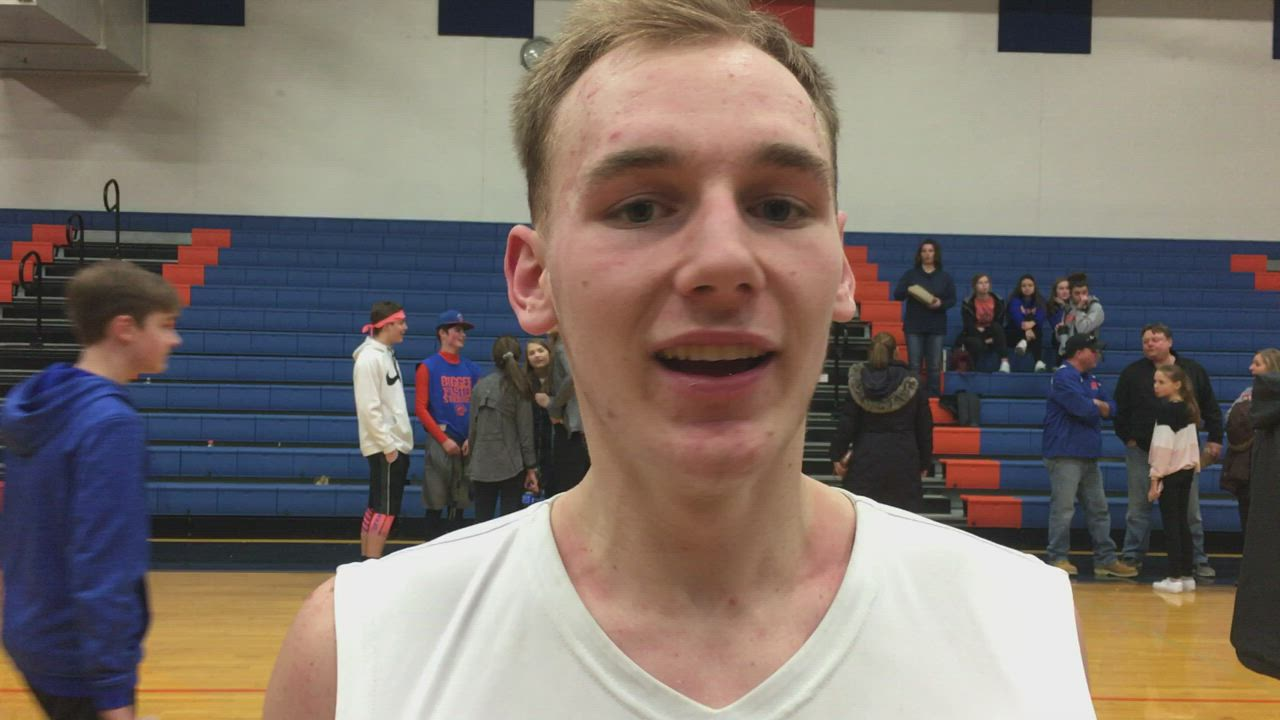 Schaffter had 27 points and six 3s to lead Woodstock North to its first regional championship in program history. North beat Genoa-Kingston, 67-63.