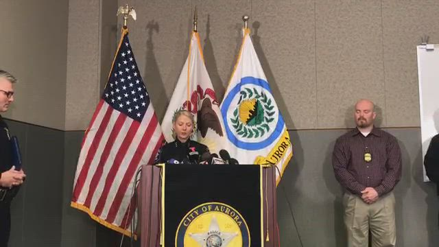 Police released the names Saturday morning of the five employees killed in Friday's shooting at the Henry Pratt building in Aurora.