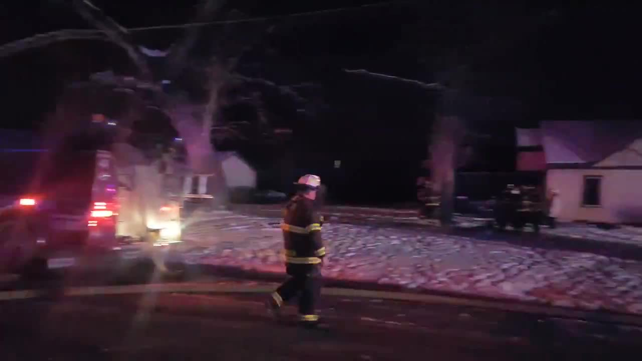 No one was injured in a house fire that took place in the 400 block of Carlisle Road in Batavia on Dec. 26.