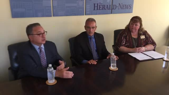 Superintendents talk school funding with The Herald-News editorial board