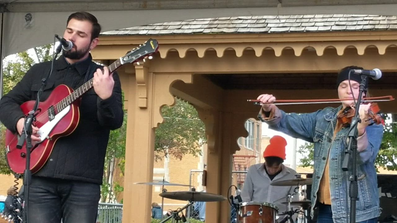 The Darling Suns perform Oct. 13 at Scarecrow Fest in St. Charles.