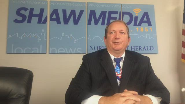 Tom Weber talks about the issues in this election