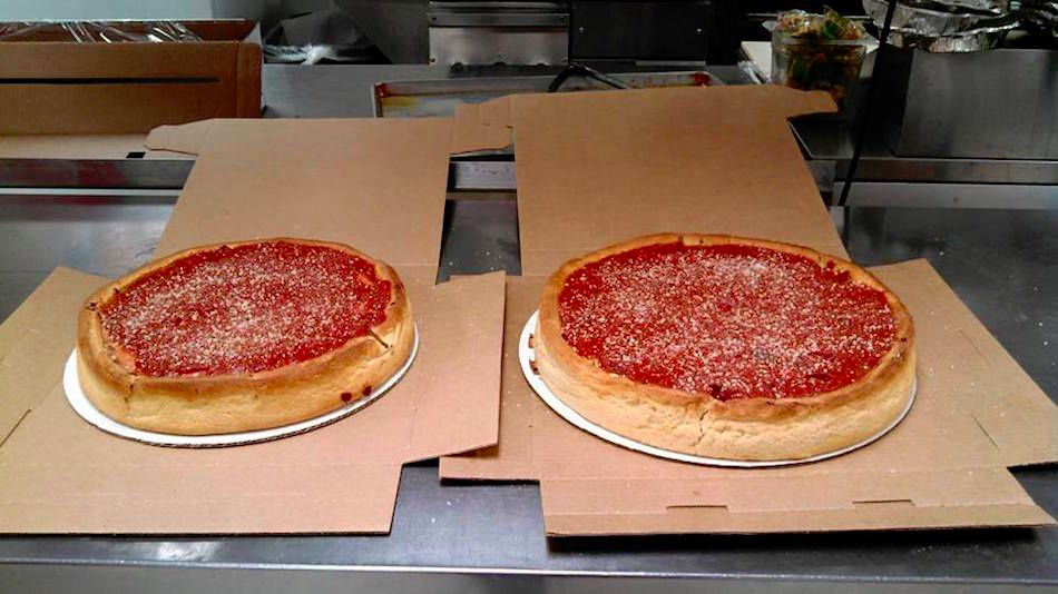 Here are the 10 best places for a deep dish pizza in Kane County, as voted by our readers in the 2017 Best of the Fox competition.