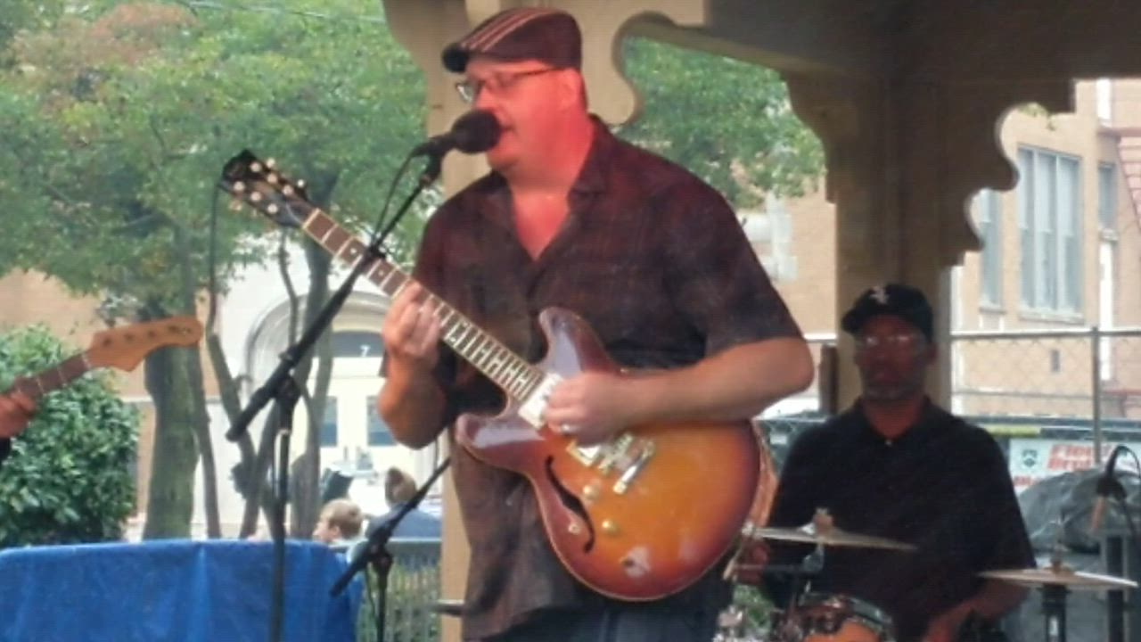 The Big Dog Mercer Trio performs Oct. 5 at the 33rd annual St. Charles Scarecrow Fest.