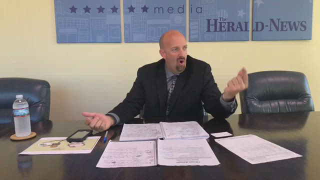 Republican candidate for Secretary of State Jason Helland talks about the issues in this race this election