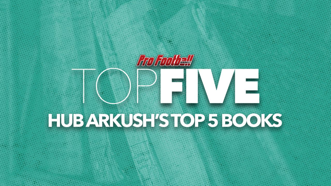 As the fall rings in a new season of football and the new school year, Pro Football Weekly has the books you should be hitting this season. Check out Hub Arkush's Top 5 favorite books. Don't worry you won't be quizzed on these, you'll just be happy you read them!