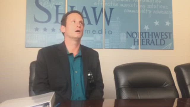 Illinois Secretary of State candidate Steve Dutner, Libertarian Party, talks about the issues in the race